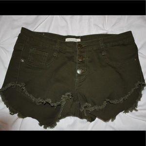 Shorts from Tilly's